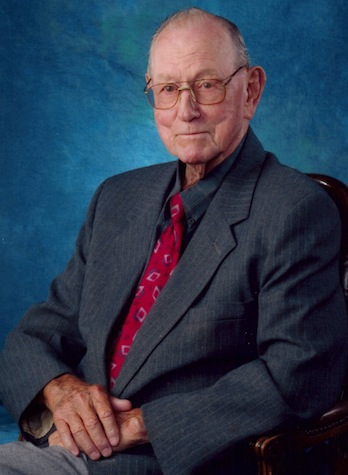 Carson Cody Williams, 92 years of age, of Holdrege