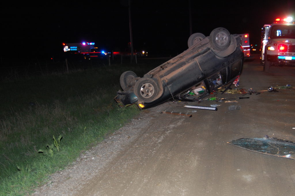 Norfolk Teen Killed In Accident In Stanton County