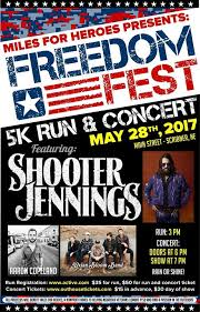 (Audio) Miles For Heroes In Scribner To Host Freedom Fest