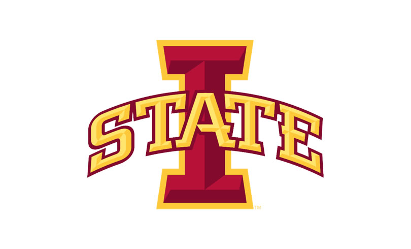 Iowa State Volleyball sweeps Kansas