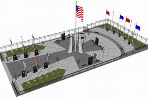 (Audio) Fund-Raising Efforts Going Strong For WP American Veterans Park