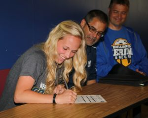 Gering's Heimbouch signs to play at WNCC