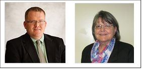 NCTA's Rittenhouse and Smith are associate professors