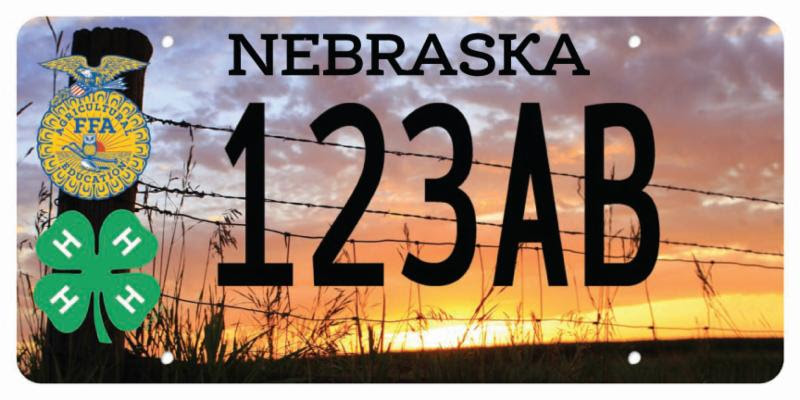 Take Your Support of Nebraska 4-H and FFA on the Road