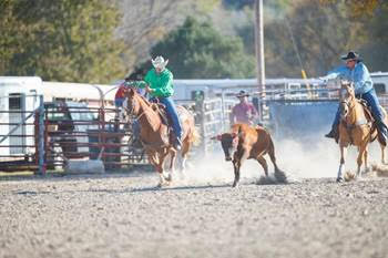 Aggie Rodeo places three at Brookings