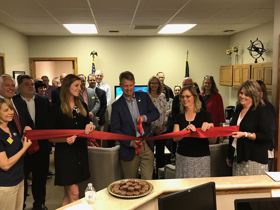 Marshall opens Garden City office