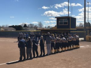 WNCC softball will host Lamar in Region IX first round on Sunday