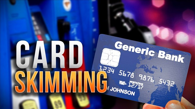 Stolen credit cards and gas pump skimmers recovered along I-80