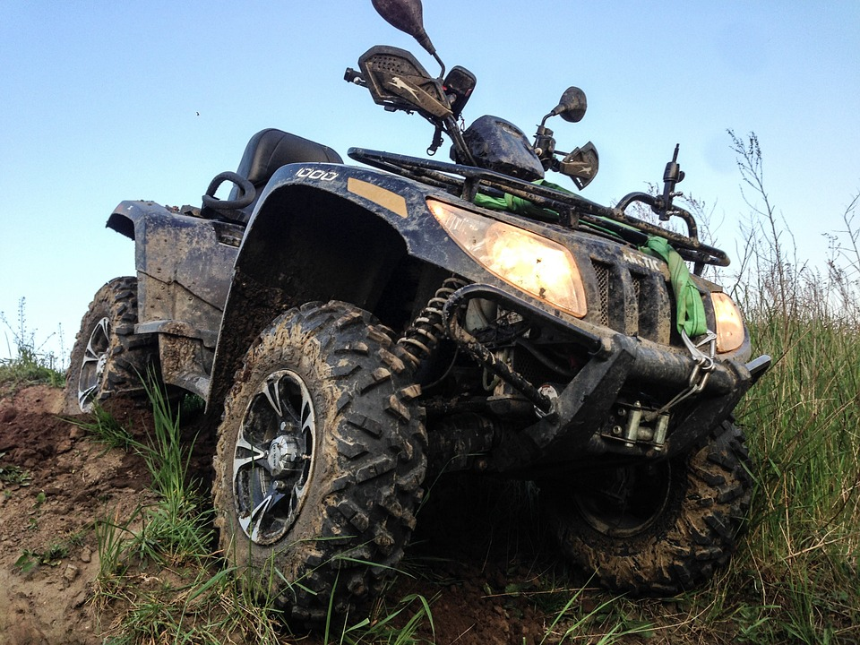Lincoln man injured when four-wheeler collides with SUV