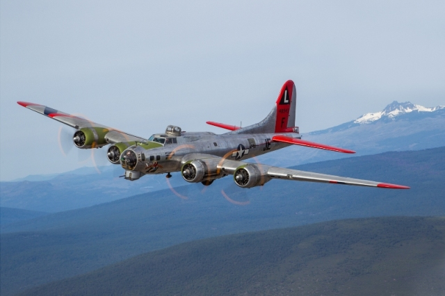 "World War II bomber ""Madras Maiden"" to be in Cheyenne Sunday"