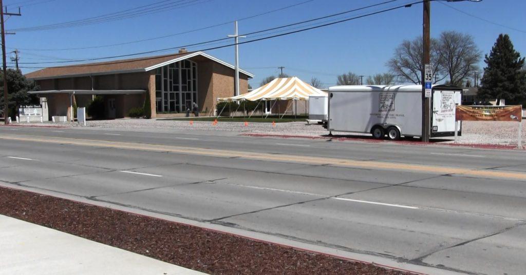 Nebraska Baptist churches meeting in Scottsbluff