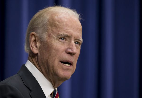Former VP Biden to speak at Omaha cancer center dedication