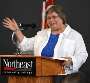 Longtime Northeast faculty/staff members retire