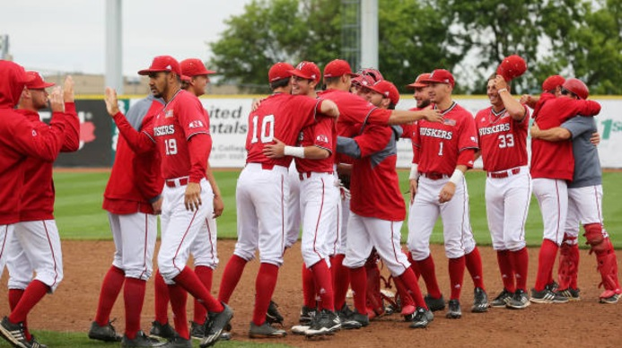Huskers sent to regional at No. 1 national seed Oregon St.