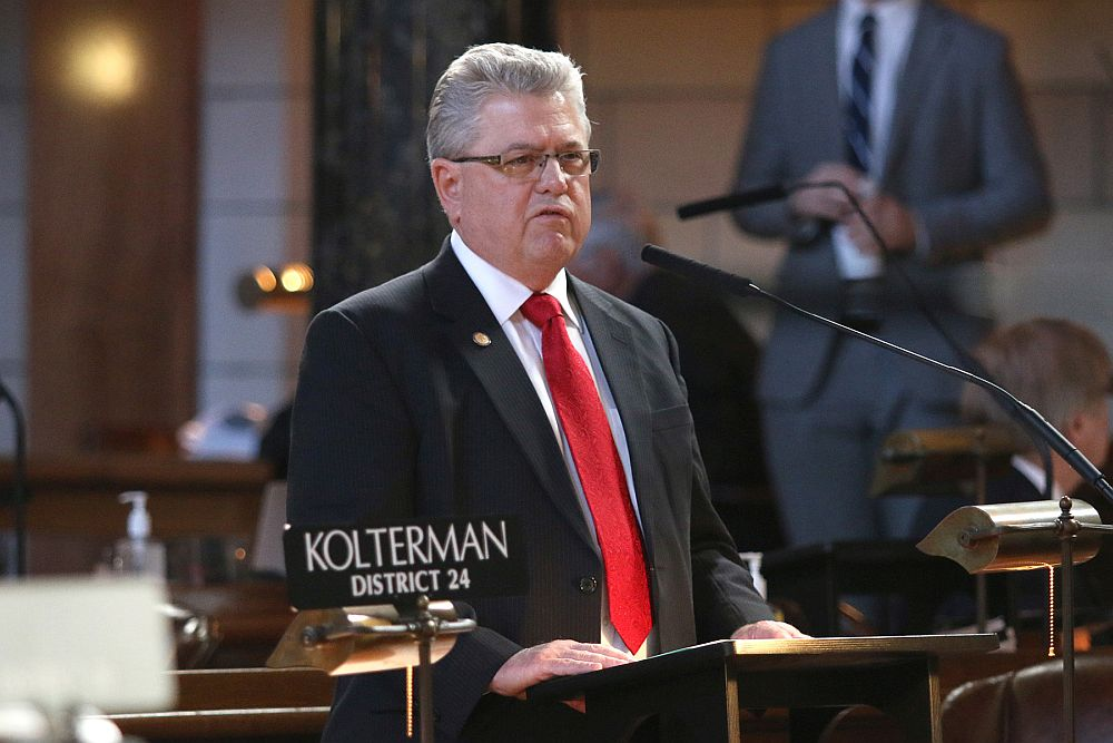 (Audio) Senator Mark Kolterman to seek Re-Election to Legislative District 24