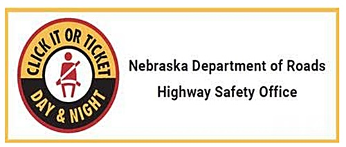 Nebraska Click It or Ticket Campaign Starts May 22