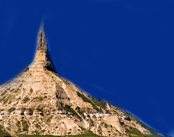 Chimney Rock gets brighter LED lights