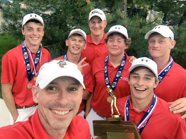 State Golf Final Results