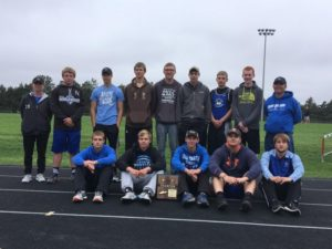 District Track and Field Results