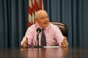 Statement by Steve Nelson, President, Regarding U.S. Secretary of Agriculture Perdue's Visit to Nebraska
