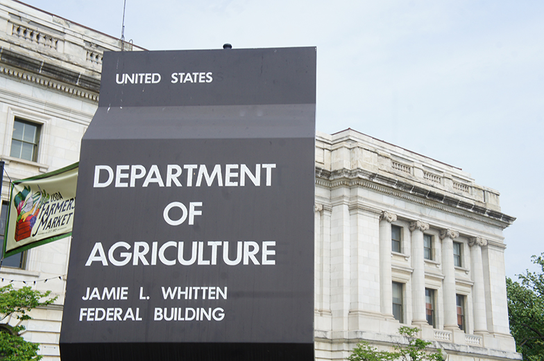 Perdue selects 3 senior leaders at USDA