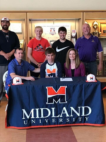 (AUDIO) Beaumont Signs with Midland