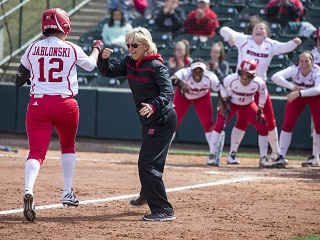 Thirteen Huskers Honored with Postseason Awards