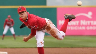Meyers Drafted, Tabbed as NCBWA Third-Team All-American