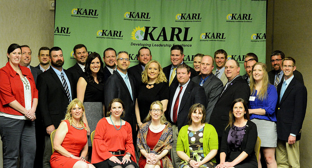 KARL leaders graduate to assist Kansas