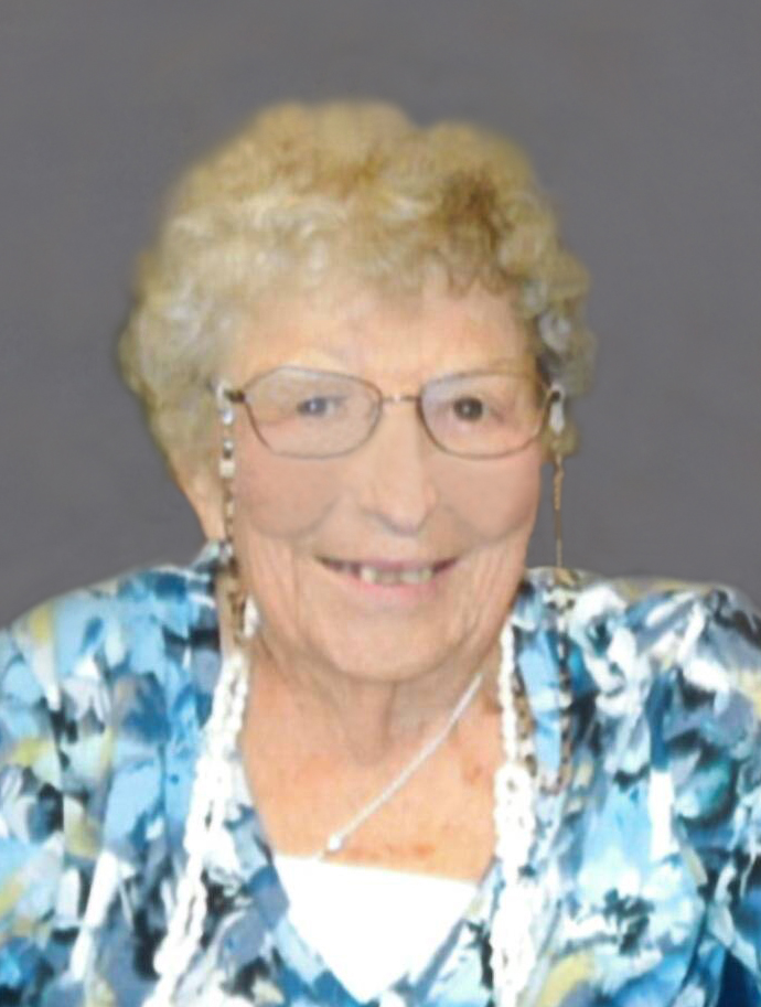 Wauneta W. Riley, 90 years of age, of Holdrege, (formerly of Republican City, Nebraska)