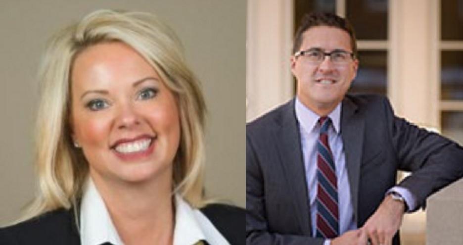 Kare Heilbrun and Ben Watson selected for Leadership Nebraska X
