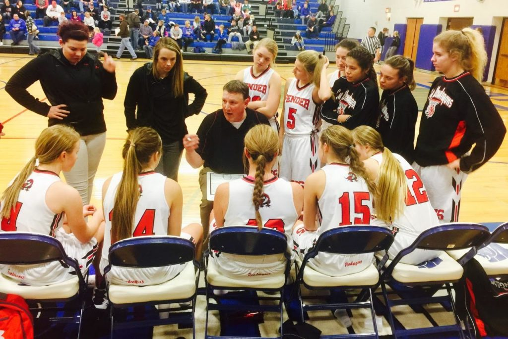 (AUDIO) Ballinger steps down as Pender Head Girls Basketball Coach