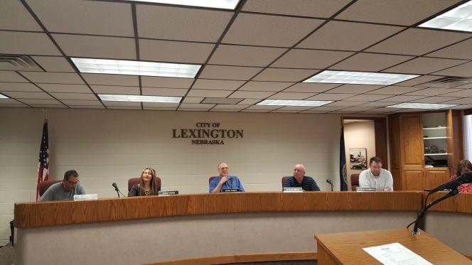 Lexington City Council Meeting, May 9, 2017