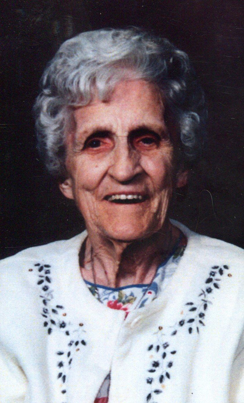 Ruth Edna Leytham (Walgreen), 91, Bayard
