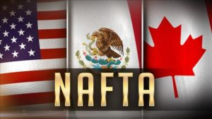 NAFTA Talks Reach One-Year Mark, Close to U.S. Mexico Agreement