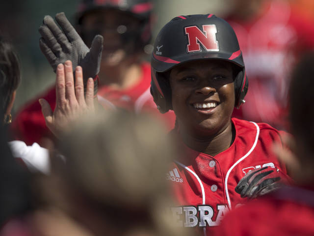 Four Huskers Honored by Big Ten