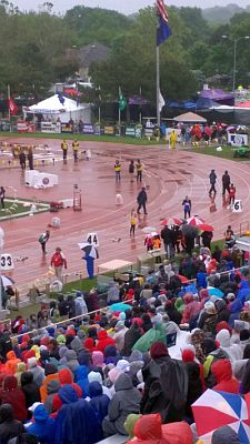 Day One Of NSAA State Track Meet In The Books