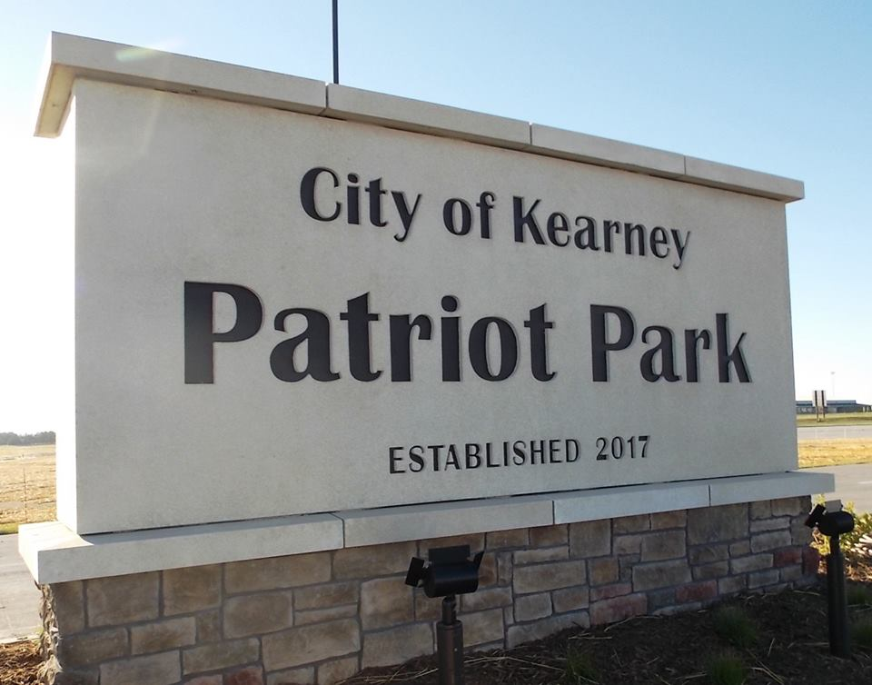 "(Audio) Kearney to Hold Grand Opening of New ""Patriot Park"" on May 25"