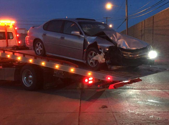 Car vs. pole crash injures Waco man