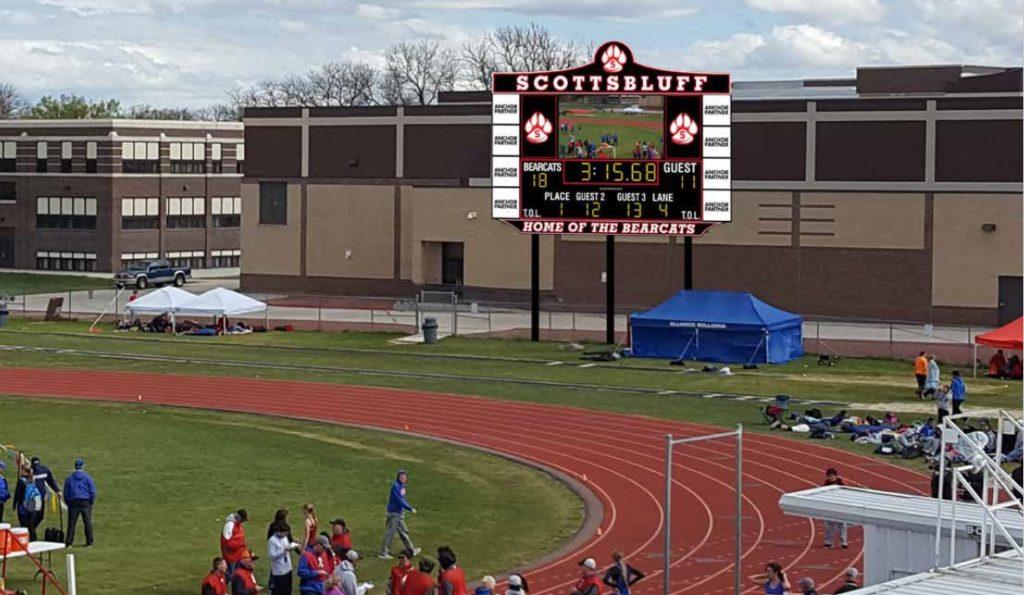 Installation of new SHS scoreboards to begin once sponsorships secured