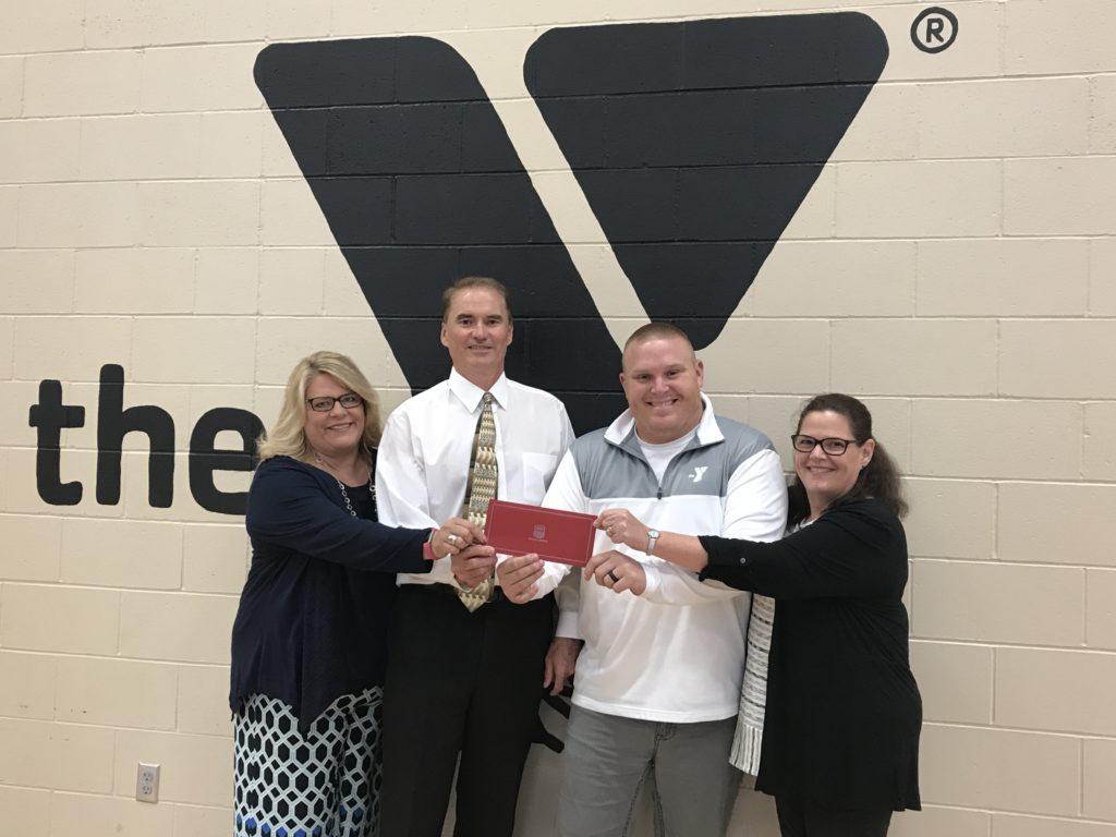 UP Foundation Awards $20,000 Grant to YMCA.
