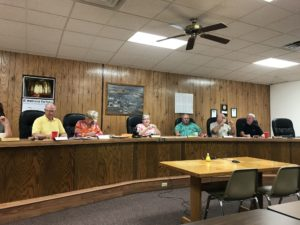 Cozad City Council Met on Monday, May 22.