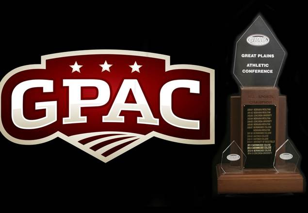 Concordia claims third-straight top two GPAC All-Sports finish