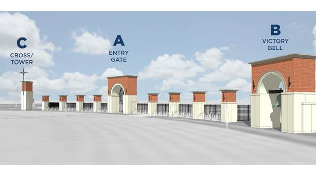 Bulldog Stadium colonnade project set to get underway