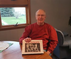 (Audio) Sports History Book Captures 100 Years of Track