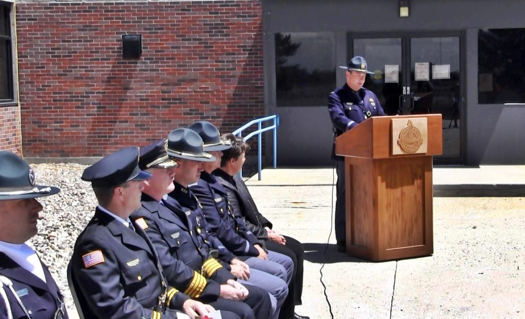 Tribute paid to fallen officers during National Police Week