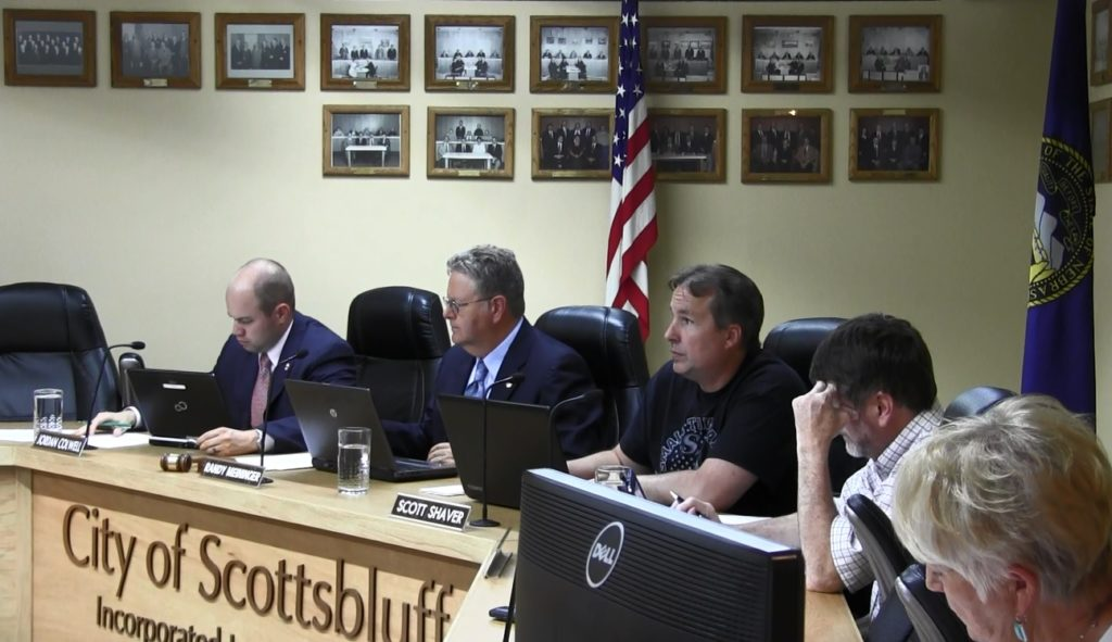 Security upgrades approved for Scottsbluff City Hall