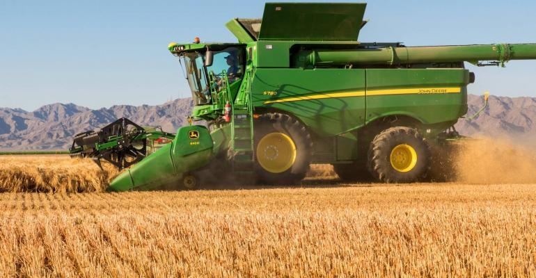 John Deere Adds Brains to Harvest Brawn