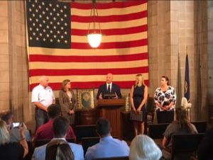 Gov. Ricketts Announces 2017 Nebraska Developing Youth Talent Initiative Grant Awards
