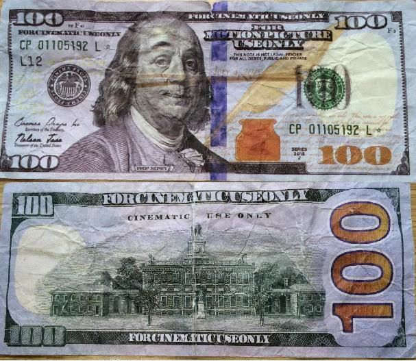 Counterfeit money passed in Lexington